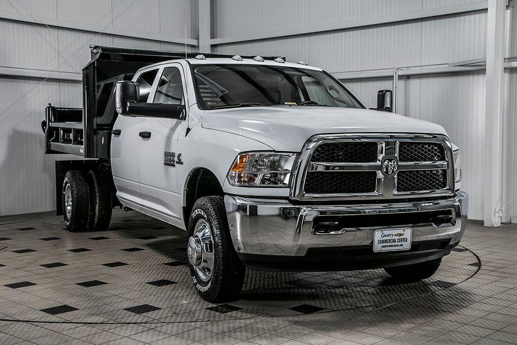 Country Chevrolet Warrenton Va >> 2016 Used Ram 3500 RAM 3500 CREW 4X4 * 6.7 CUMMINS ...