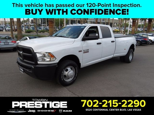 2016 Ram 3500 Tradesman Truck Crew Cab Long Bed For Sale