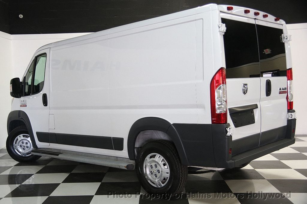 "2016 Ram ProMaster 1500 Low Roof 136"" WB - 16976295 - 4"