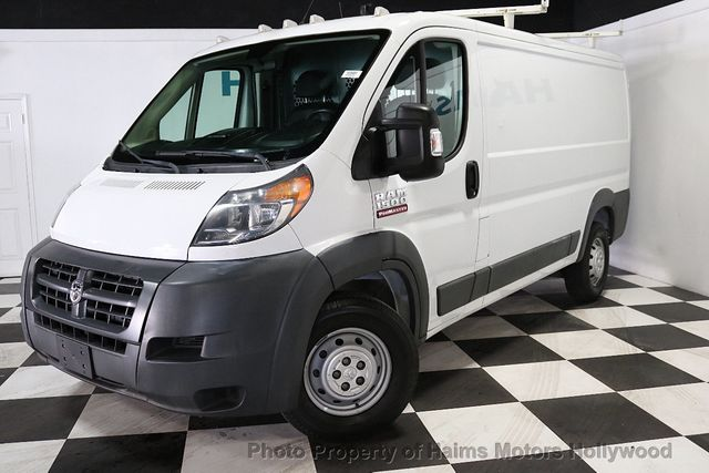 2016 Ram Promaster 1500 Low Roof 136 Wb 18903319 1