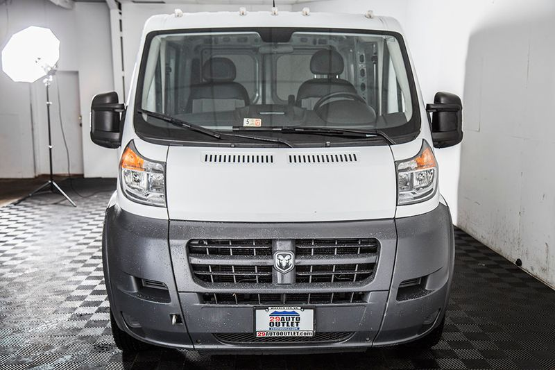 2016 used ram promaster cargo van at country commercial center serving warrenton va iid 15022432. Black Bedroom Furniture Sets. Home Design Ideas