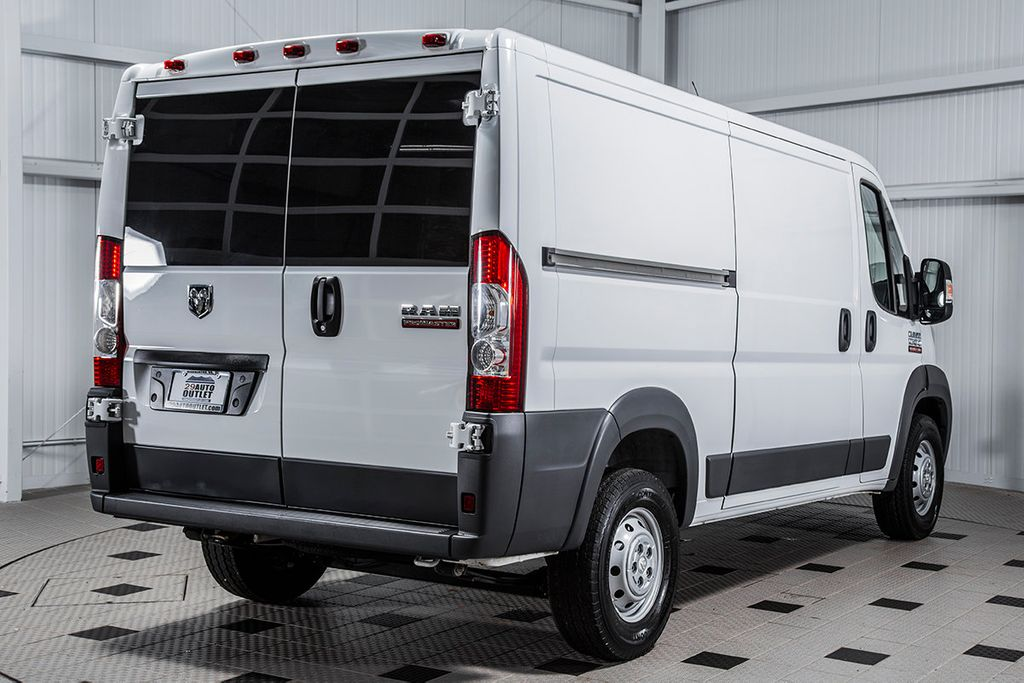 2016 used ram promaster cargo van at country commercial center serving warrenton va iid 15308669. Black Bedroom Furniture Sets. Home Design Ideas
