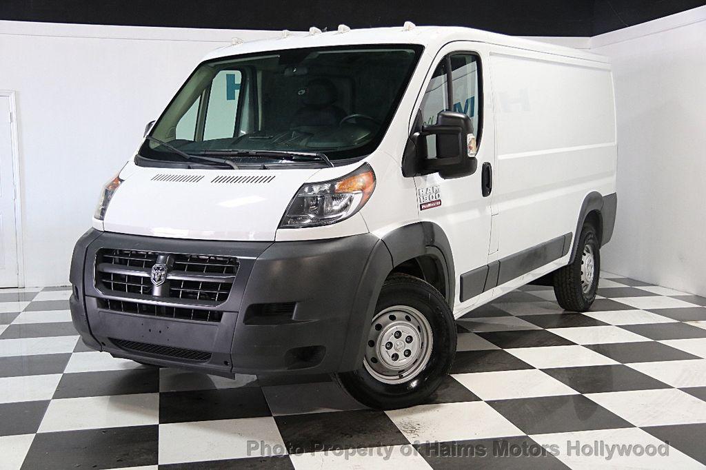 2016 Ram Promaster Cargo Van 1500 Low Roof 118 Wb 15965702 1