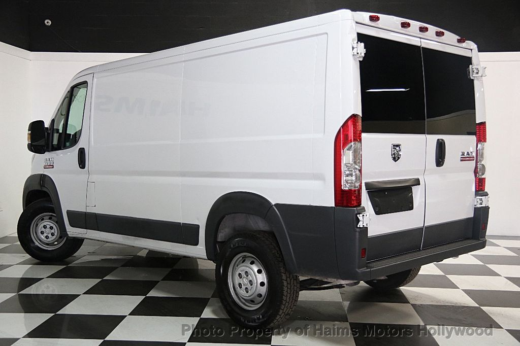 2016 Used Ram Promaster Cargo Van 1500 Low Roof 118 Quot Wb At