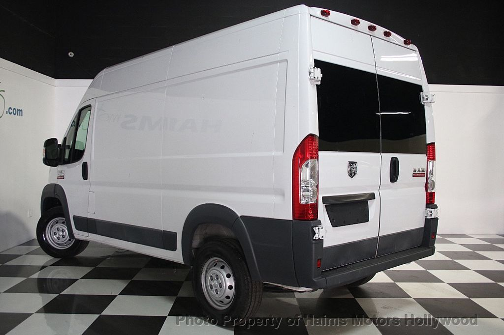 Fresh 2016 Ram Promaster Cargo Van 2500 High Roof