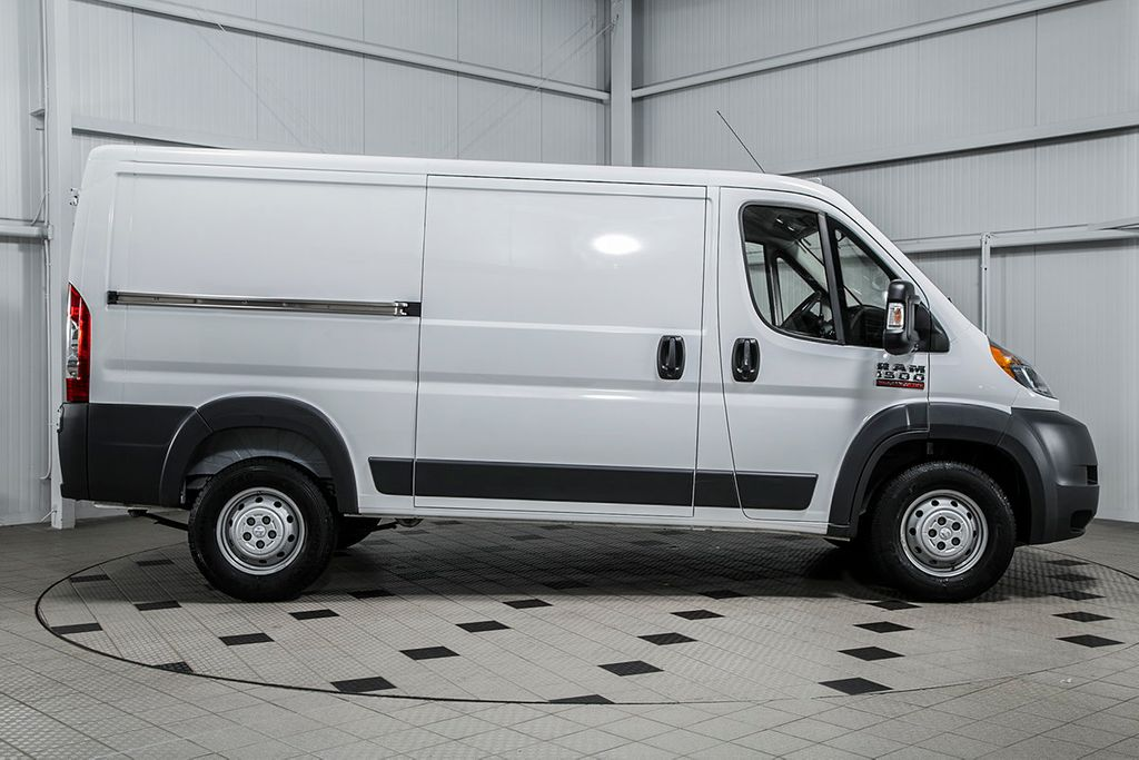 2016 used ram promaster cargo van promaster cargo van 3 6 v6 1 owner at country commercial. Black Bedroom Furniture Sets. Home Design Ideas