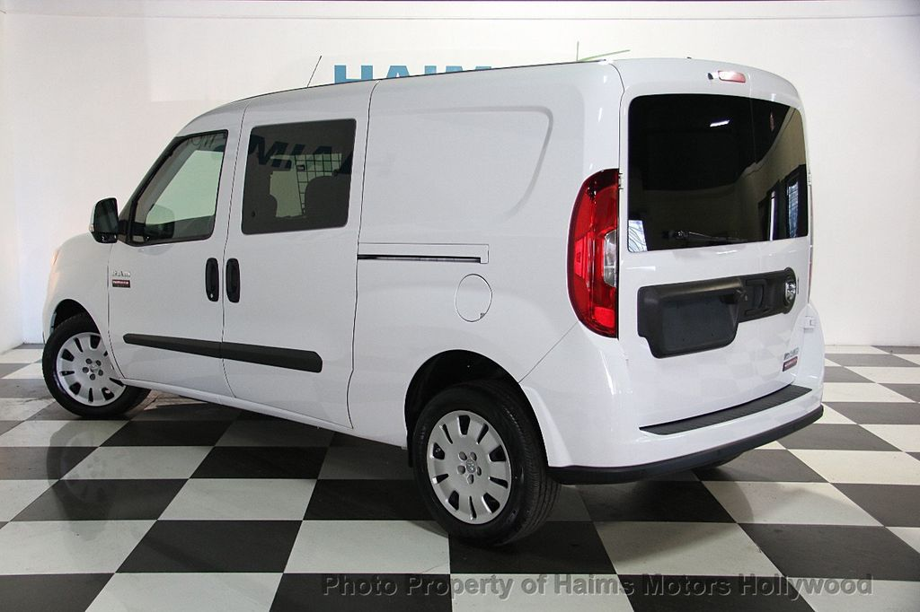 2016 used ram promaster city cargo van 122 wb tradesman. Black Bedroom Furniture Sets. Home Design Ideas