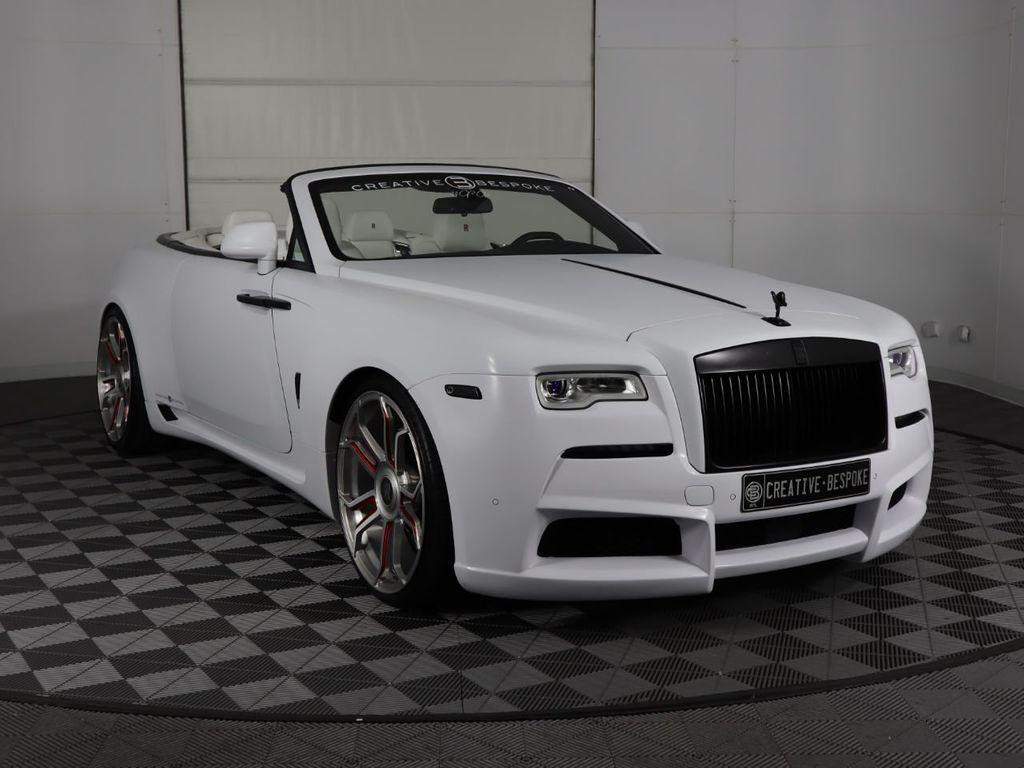 2016 Rolls-Royce Dawn 2dr Convertible - 18360770 - 0