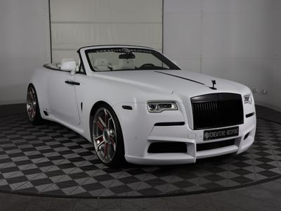 2016 Rolls-Royce Dawn 2dr Convertible - Click to see full-size photo viewer