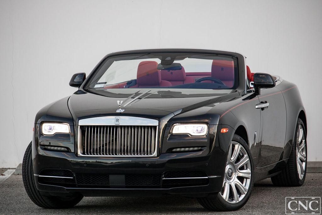 2016 Rolls Royce Dawn Convertible 17302550 0