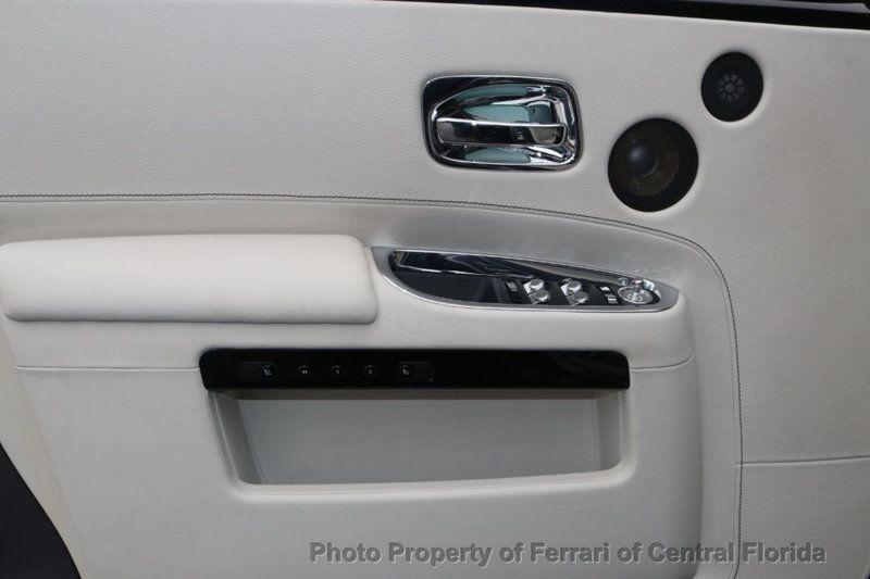 2016 Rolls-Royce Ghost 4dr Sedan - 18638296 - 21