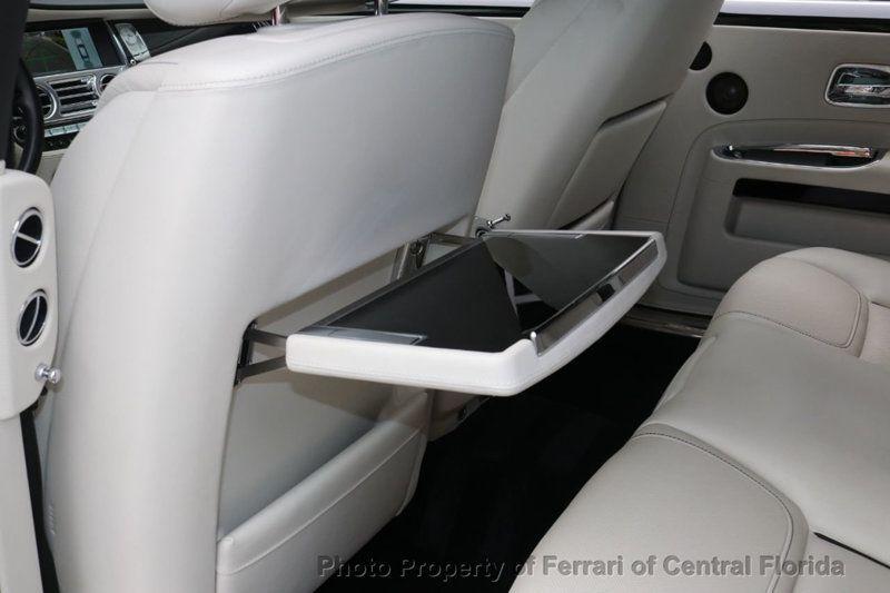 2016 Rolls-Royce Ghost 4dr Sedan - 18638296 - 27