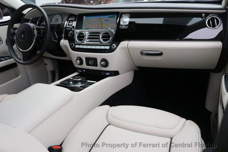 2016 Rolls-Royce Ghost 4dr Sedan - 18638296 - 37