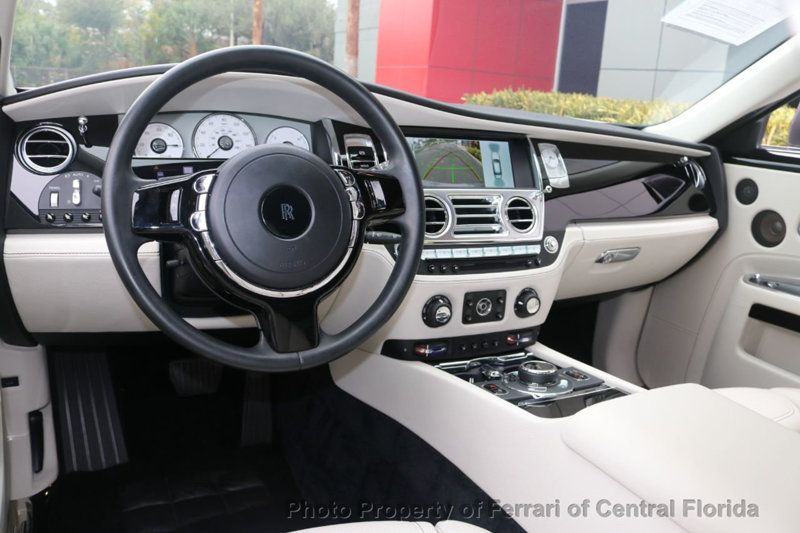 2016 Rolls-Royce Ghost 4dr Sedan - 18638296 - 3