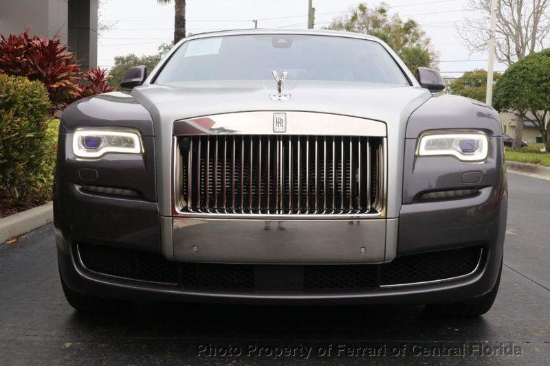 2016 Rolls-Royce Ghost 4dr Sedan - 18638296 - 6