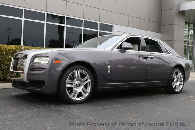 2016 Rolls-Royce Ghost Base - 18638296 - 0