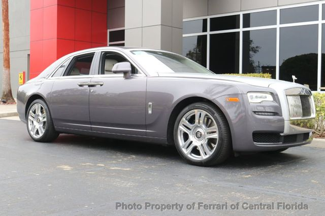 2016 Rolls-Royce Ghost Base - 18638296 - 13