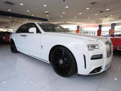 2016 Rolls-Royce Ghost Mansory - Click to see full-size photo viewer