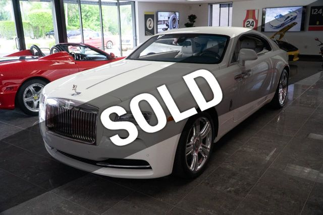 Rolls Royce Wraith For Sale >> 2016 Rolls Royce Wraith 2dr Coupe Coupe For Sale Miami Fl 224 900 Motorcar Com