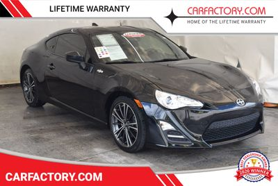 2016 Scion FR-S 2dr Coupe Automatic