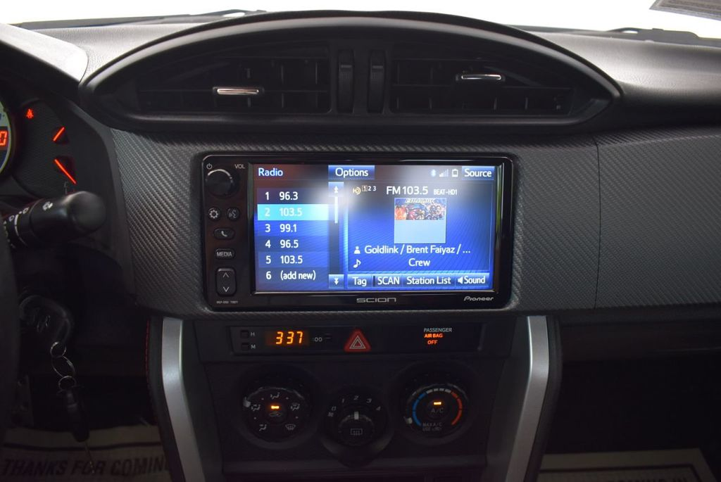 2016 Scion FR-S 2dr Coupe Automatic - 18194300 - 14