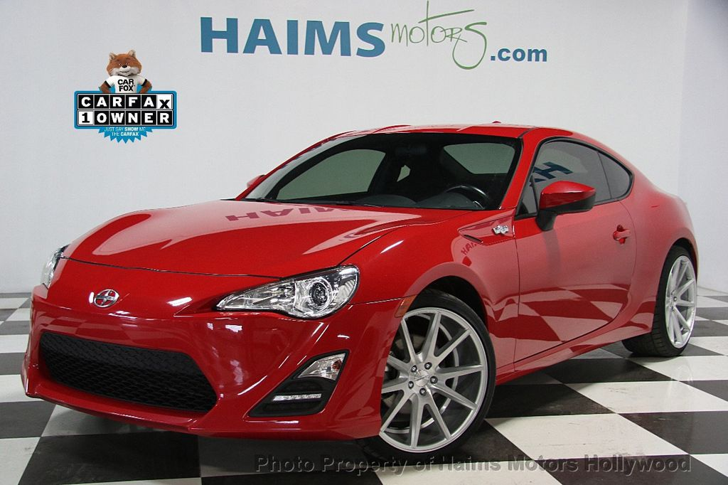 2016 Scion FR-S 2dr Coupe Automatic - 16967416 - 0