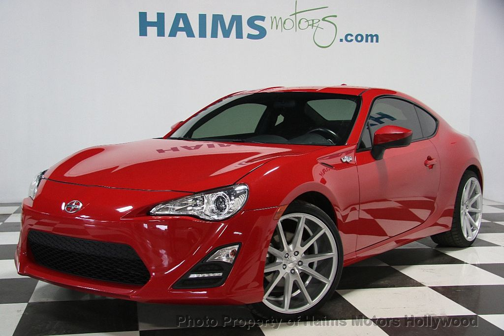 2016 Scion FR-S 2dr Coupe Automatic - 16967416