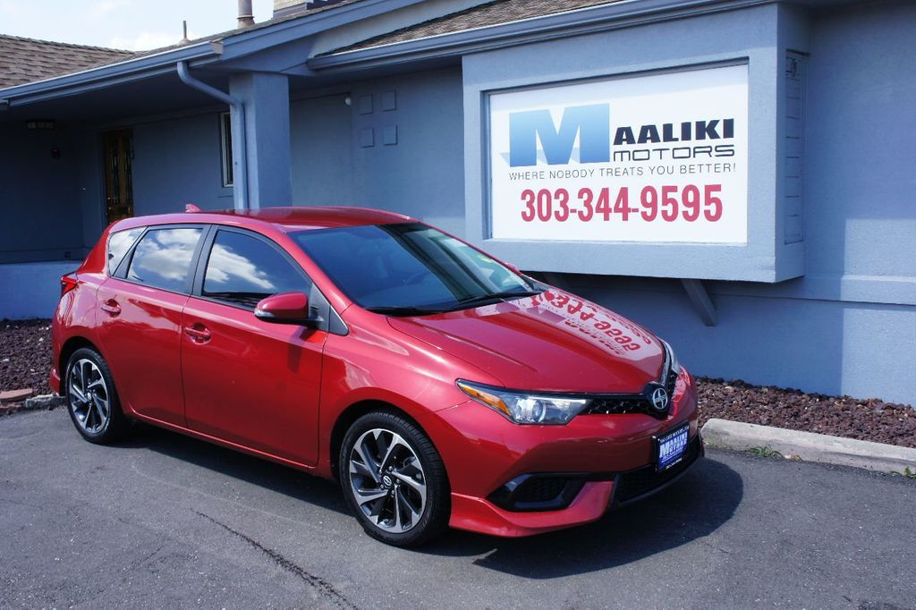 2016 Scion iM 5dr Hatchback Manual - 17785135