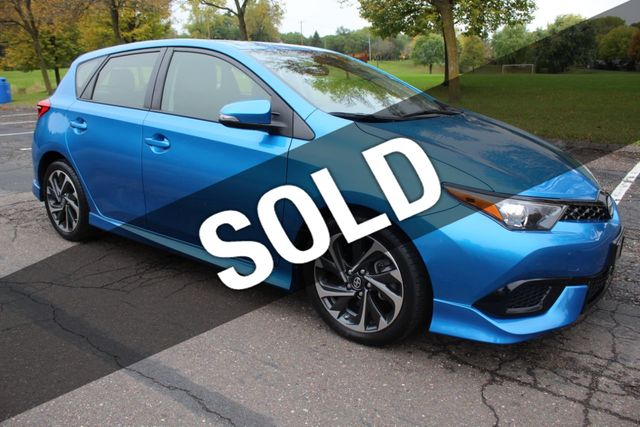 2016 Scion iM ONE OWNER HATCHBACK