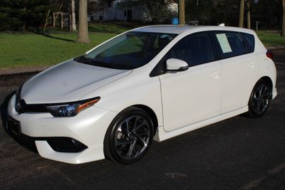 2016 Scion iM ONE OWNER IM  Hatchback