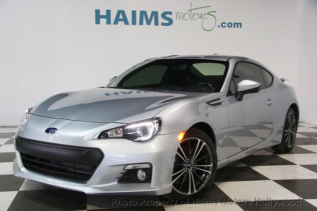 2016 Used Subaru Brz 2dr Coupe Automatic Limited At Haims Motors