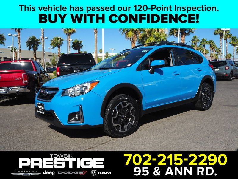 2016 Subaru Crosstrek 5dr Manual 2.0i Premium - 17749444 - 0