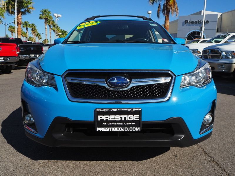 2016 Subaru Crosstrek 5dr Manual 2.0i Premium - 17749444 - 1