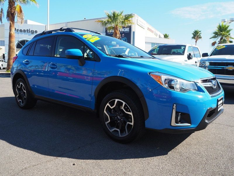 2016 Subaru Crosstrek 5dr Manual 2.0i Premium - 17749444 - 2