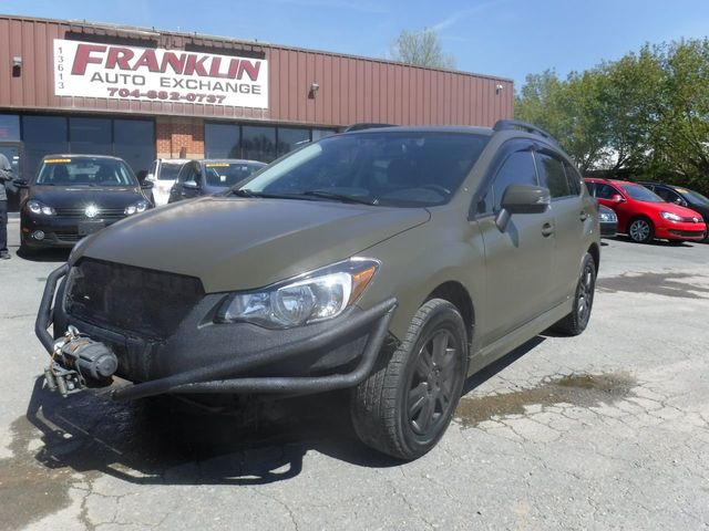 Used Subaru Impreza Hatchback >> 2016 Used Subaru Impreza Wagon 5dr Cvt 2 0i Sport Limited At Franklin Auto Exchange Serving Indian Trail Nc Iid 18712665