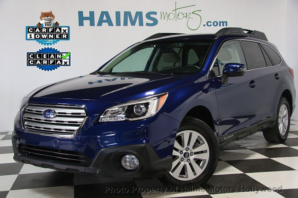 2016 used subaru outback 4dr wagon h4 automatic. Black Bedroom Furniture Sets. Home Design Ideas