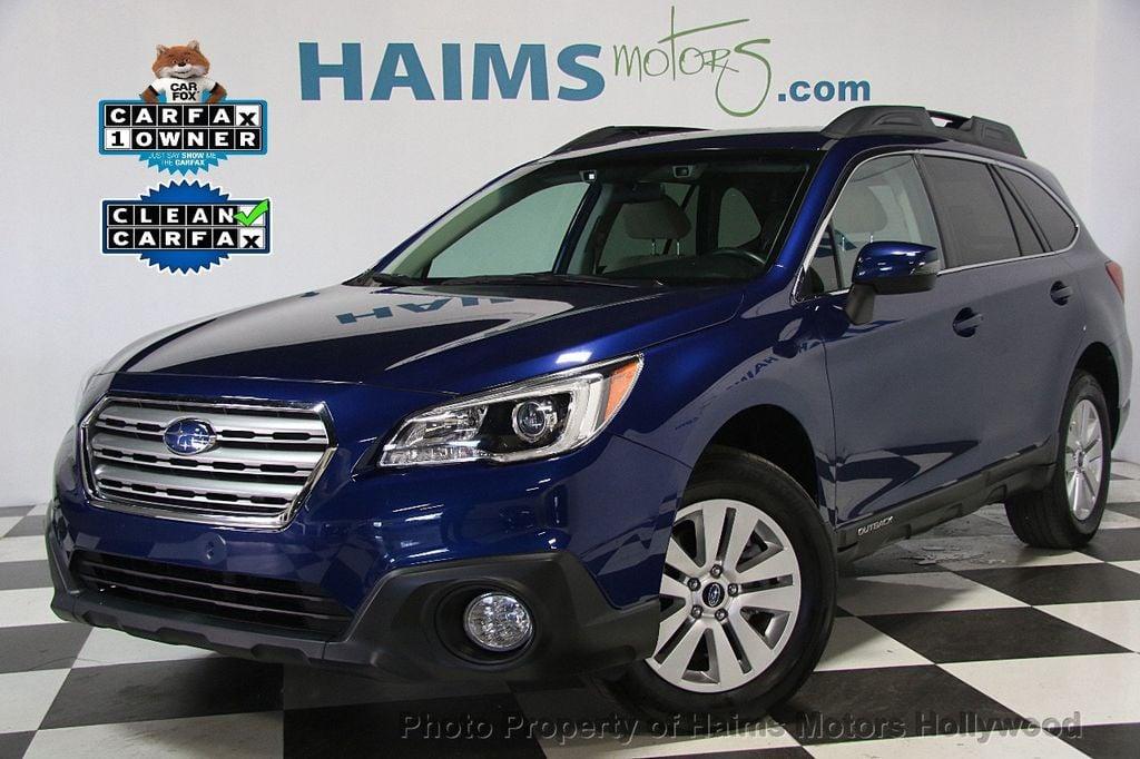 2016 Subaru Outback 4dr Wagon H4 Automatic 2.5i Premium - 17012152 - 0