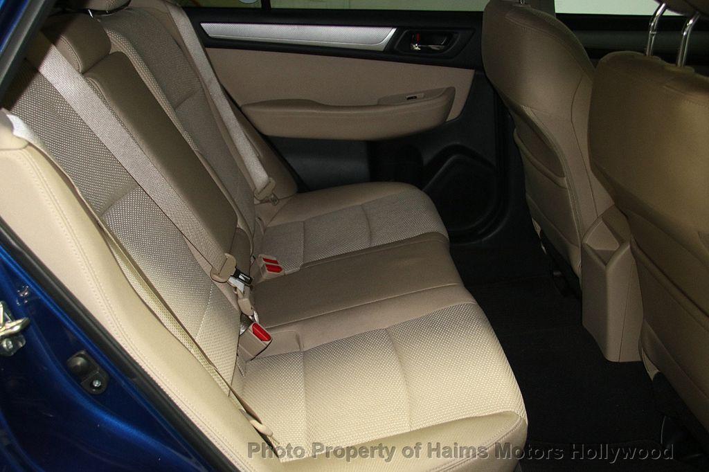 2016 Subaru Outback 4dr Wagon H4 Automatic 2.5i Premium - 17012152 - 16