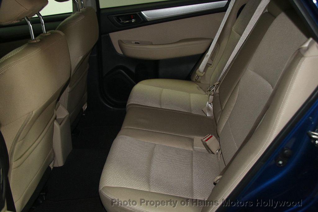 2016 Subaru Outback 4dr Wagon H4 Automatic 2.5i Premium - 17012152 - 17