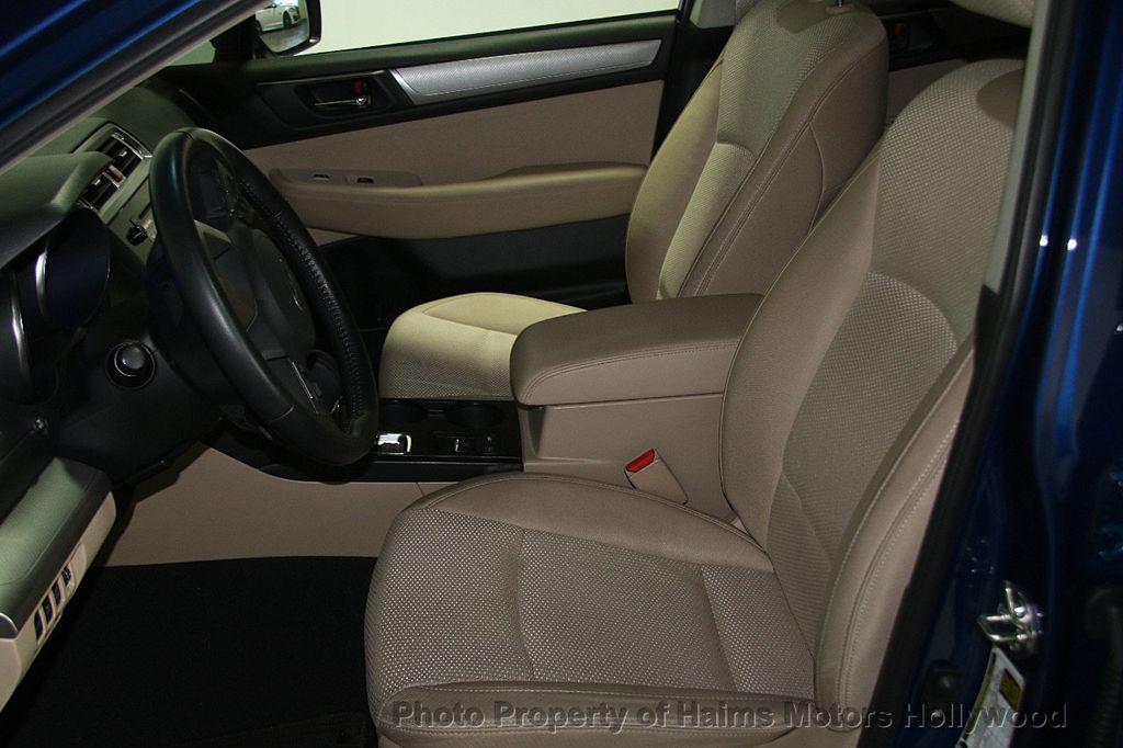 2016 Subaru Outback 4dr Wagon H4 Automatic 2.5i Premium - 17012152 - 18