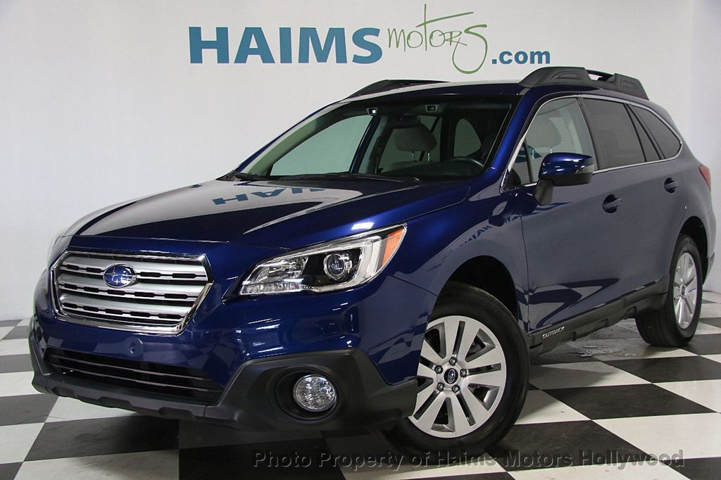 2016 used subaru outback 4dr wagon h4 automatic premium at haims motors serving fort. Black Bedroom Furniture Sets. Home Design Ideas