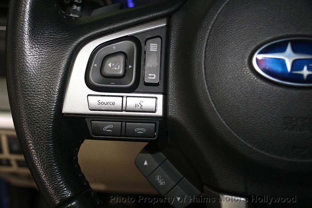 2016 Subaru Outback 4dr Wagon H4 Automatic 2.5i Premium - 17012152 - 25