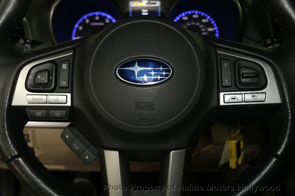 2016 Subaru Outback 4dr Wagon H4 Automatic 2.5i Premium - 17012152 - 27