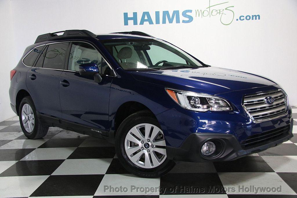 2016 Subaru Outback 4dr Wagon H4 Automatic 2.5i Premium - 17012152 - 3