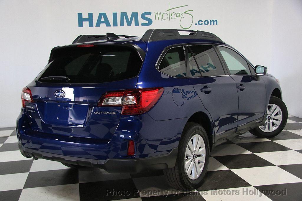 2016 Subaru Outback 4dr Wagon H4 Automatic 2.5i Premium - 17012152 - 6