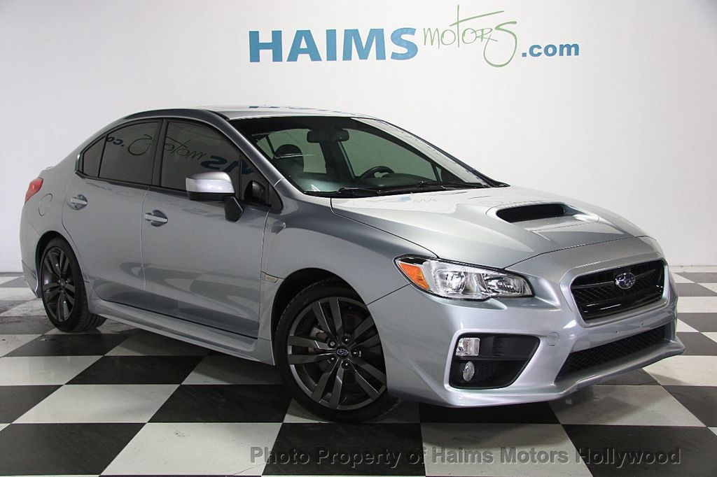 2016 used subaru wrx 4dr sedan cvt premium at haims motors for Subaru motors finance address