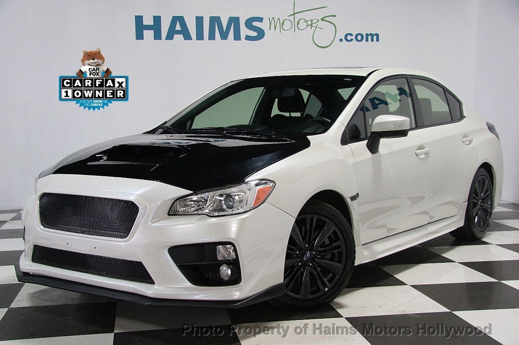 2016 Subaru WRX 4dr Sedan Manual Premium - 16967530 - 0