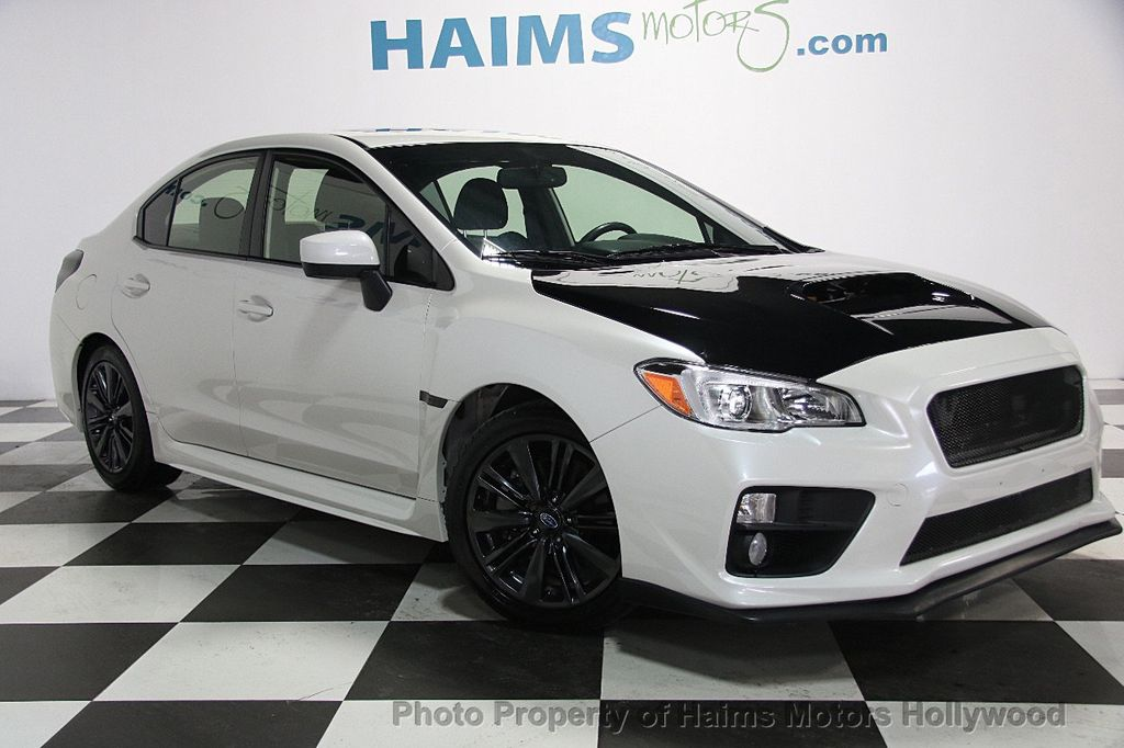2016 Subaru WRX 4dr Sedan Manual Premium - 16967530 - 3