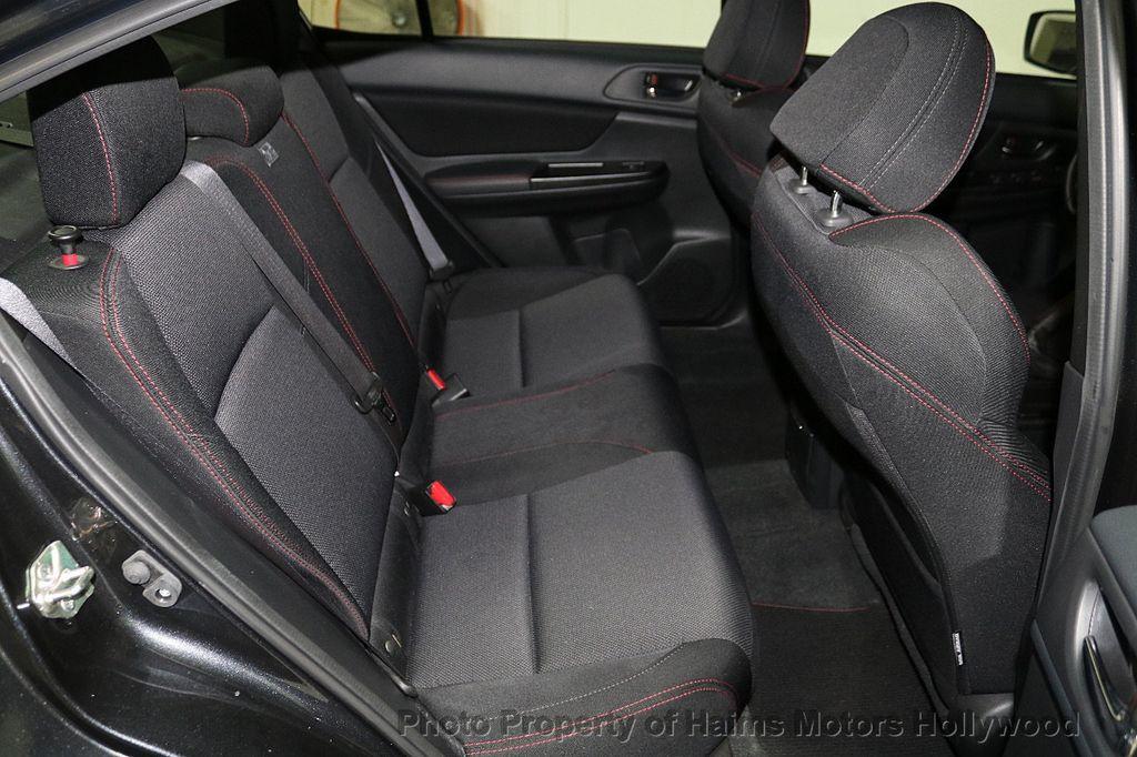 2016 Subaru WRX 4dr Sedan Manual Premium - 18047709 - 15