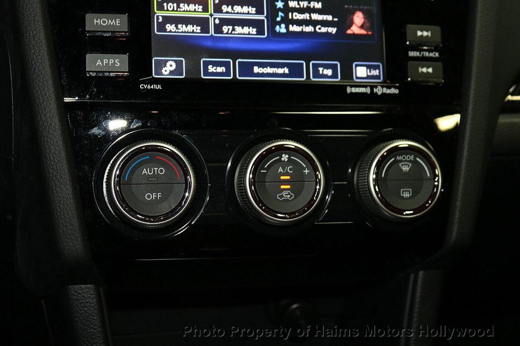 2016 Subaru WRX 4dr Sedan Manual Premium - 18047709 - 22
